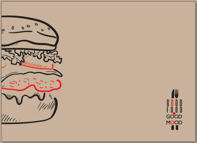 Μπέργκερ / Burger